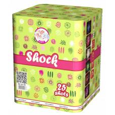 "Салютная установка ""SHOCK"" SB25-02"