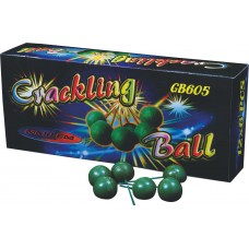 "Шутихи ""CRACKLING BALL"" GB0605"