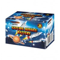 "Мини фейерверк Катюша ""Saturn missile battery"" GWT 2542"
