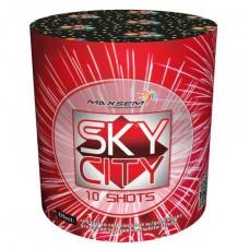 """Малая салютная установка """"Sky city"""" GWM 218-96"""