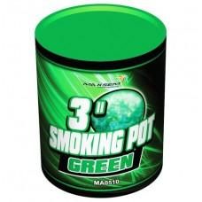 """Цветной дым """"SMOKING POT GREEN"""" МА 0510/G"""