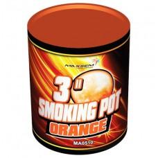 """Цветной дым """"SMOKING POT ORANGE"""" МА 0510/O"""