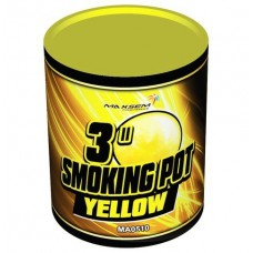 """Цветной дым """"SMOKING POT YELLOW"""" МА 0510/Y"""