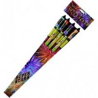 """Набор ракет """"Super stars"""" ART211"""